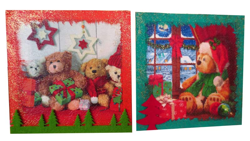 Obrázky decoupage - Vianoce